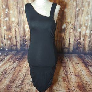 INC International Concepts black dress small